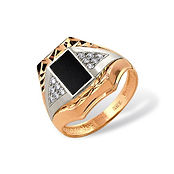 Печатка золото золотая кольцо купить не дорого выгодно обмен Петропавловск-Камчатский 51-0047_4,82.jpg