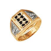 Печатка золото золотая кольцо купить не дорого выгодно обмен Петропавловск-Камчатский 51-0059_5,40.jpg
