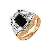 Печатка золото золотая кольцо купить не дорого выгодно обмен Петропавловск-Камчатский 51-0044_4,63.jpg
