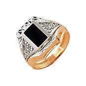 Печатка золото золотая кольцо купить не дорого выгодно обмен Петропавловск-Камчатский 51-0046_4,75.jpg