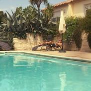 vakantiehuis zwembad gites piscine langu
