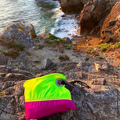 Kit de survie randonnée - jaune