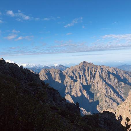 Idées de randonnée : GR20, Corse