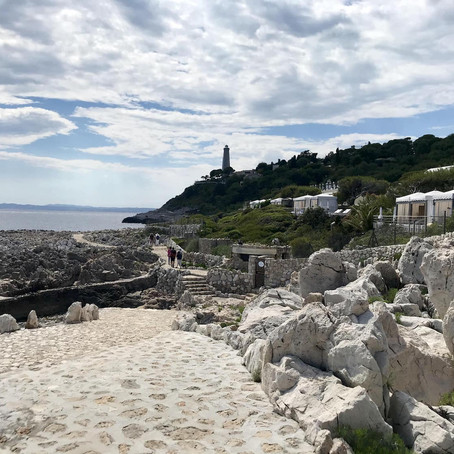 Idées de randonnée : Le Tour du Cap-Ferrat