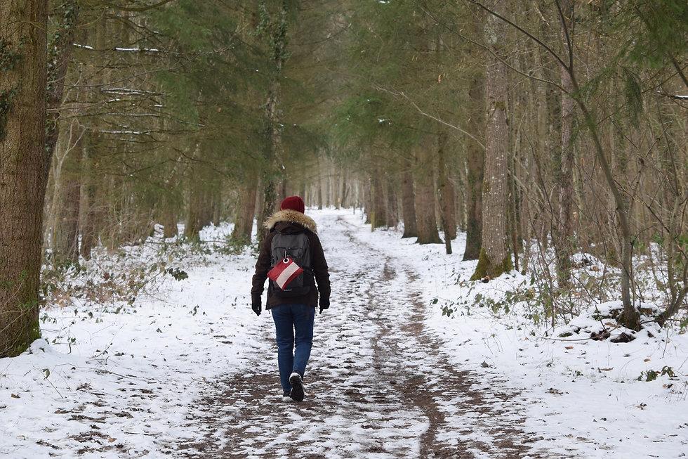 Kit survie randonnée forêt cadeau outdoo
