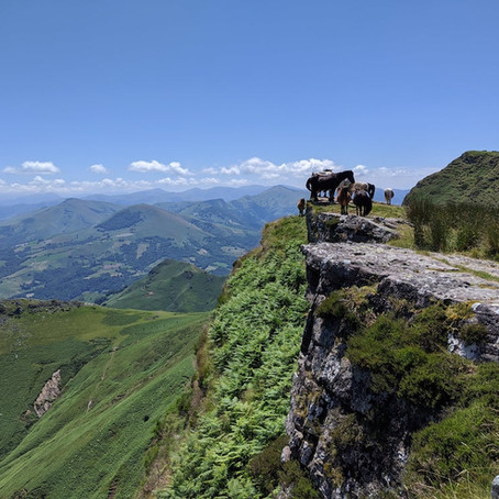 Idées de randonnée : Tronçon du GR10, la grande traversée des Pyrénées