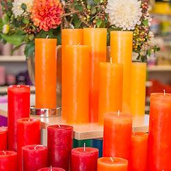 Dänische Kerzen
