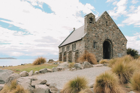 Church of the Good Shepherd | Lake Tekapo, New Zealand