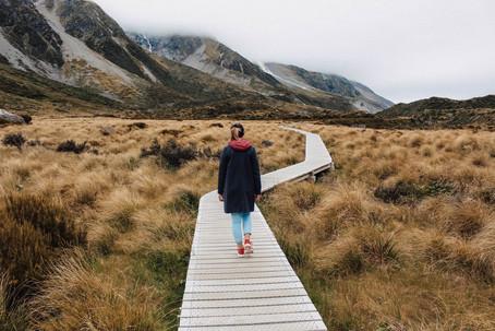 Hooker Valley Track | Mount Cook, New Zealand