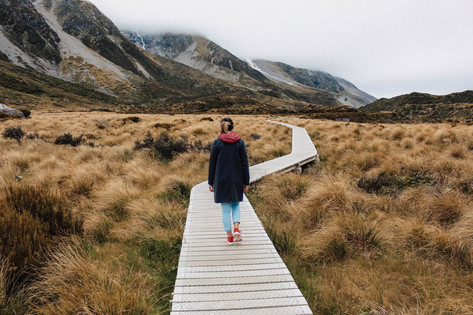 Hooker Valley Track | Mount Cook, New Zealand