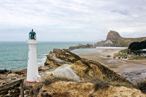 Castlepoint | Wairarapa, New Zealand