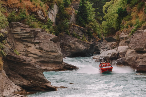 Shotover Jet | Queenstown, New Zealand