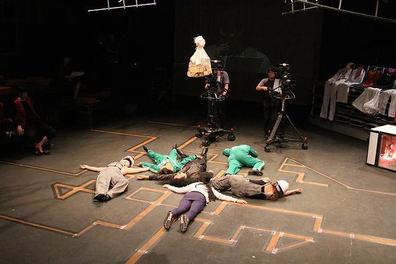 배우없는연극2013