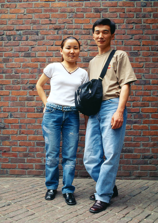 Migrant workers in Seoul