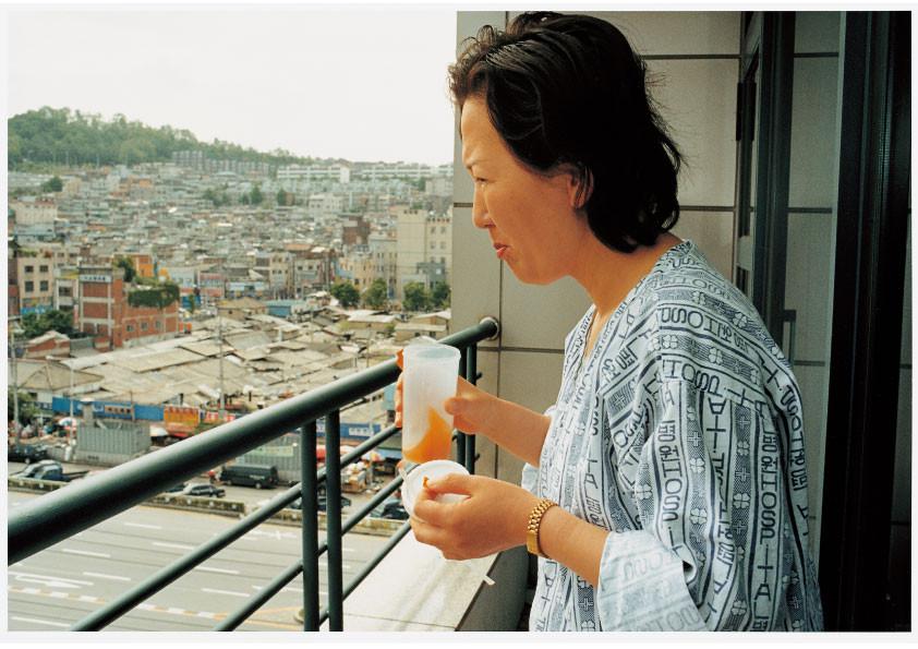 박경주_송미화-조선족 동포_컬러프린트_2004