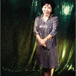Korean Nurse in Berlin. 2000