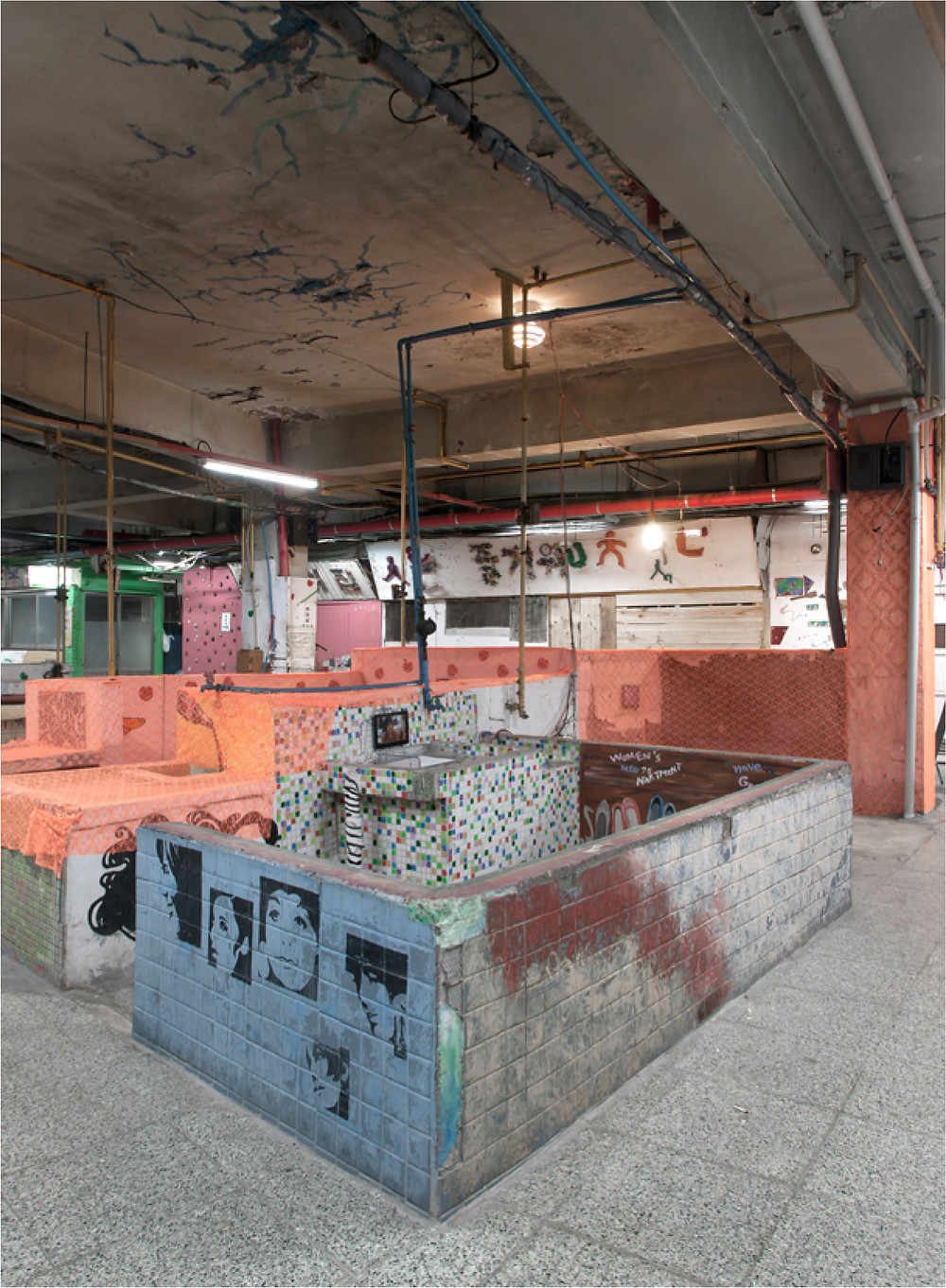 Installation's view