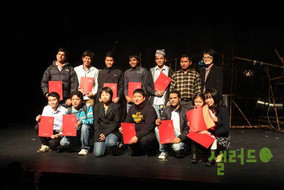 Migrant Workers' Performing Arts Workshop 2010