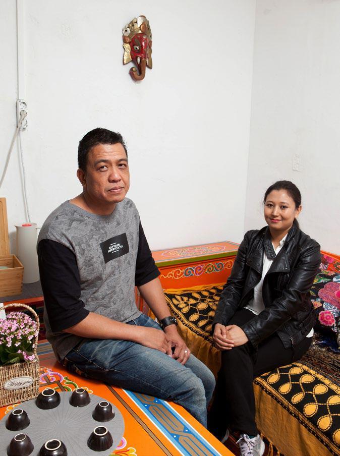 Gil S. Hizon & Anima Singh