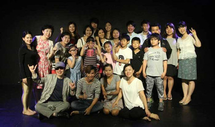 Migrant Performing Arts Academy 2014