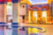 Wellnessbereich im Hotel von Pomorie