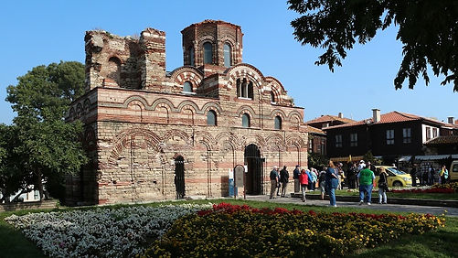 UNESCO Weltkulturerbe von Nessear in Bulgarien