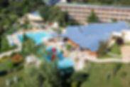 Luftaufnahme vom Kaliakra Mare Hotel Albena