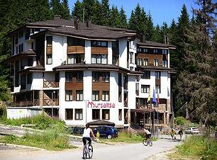 Hotel im Wald