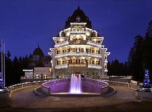 Luxeriöses Hotel in Borovetz