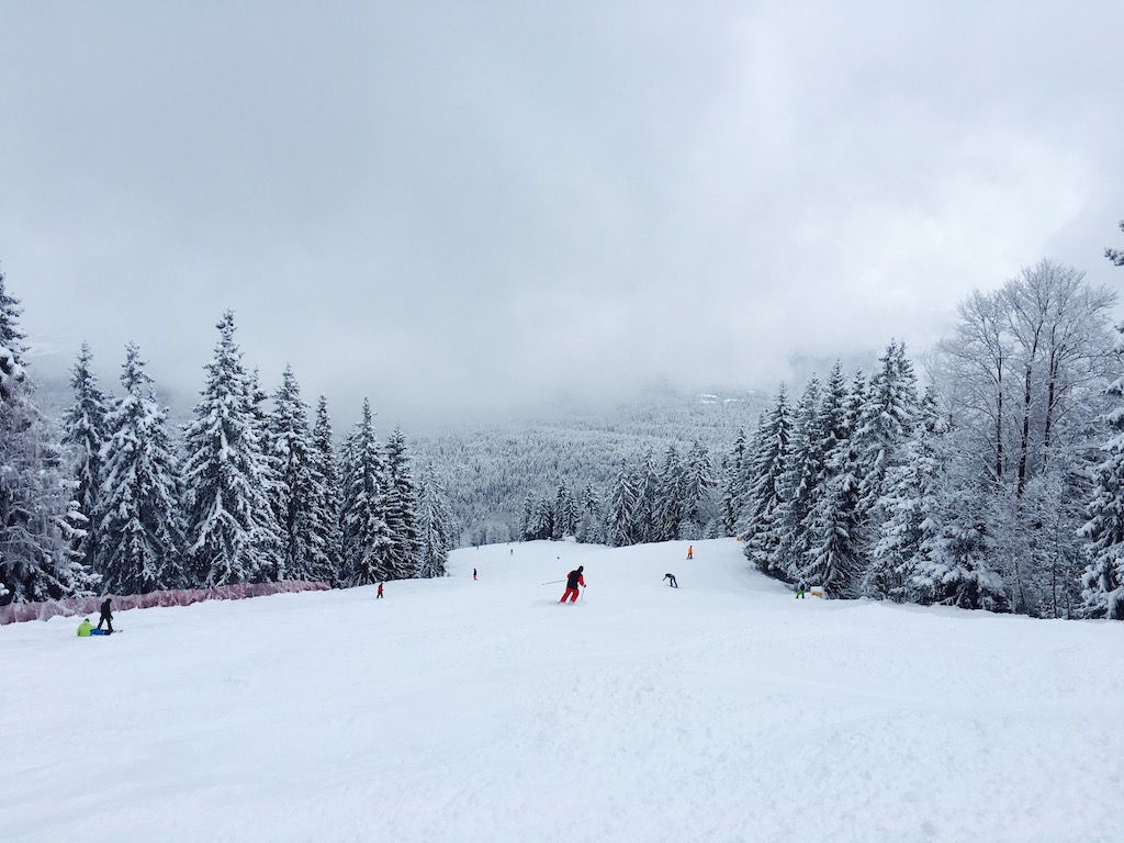 Ski in Bulgarien