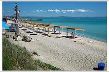 Strand in Pomorie