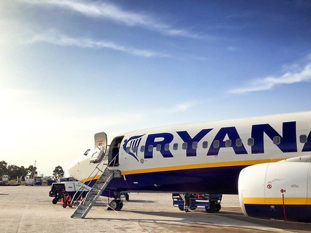 Black Week 2020: Ryanair - Buy One Get One Free [nur heute]