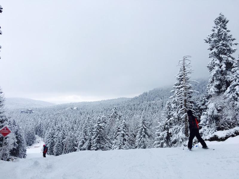 Skigebiet Borovetz