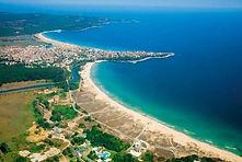 Strand von Primorsko