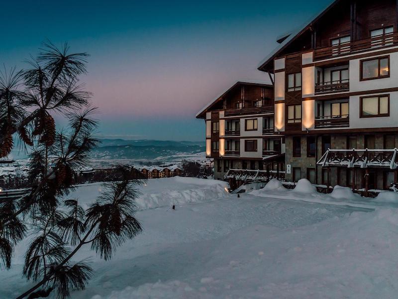 Skigebiet Bansko