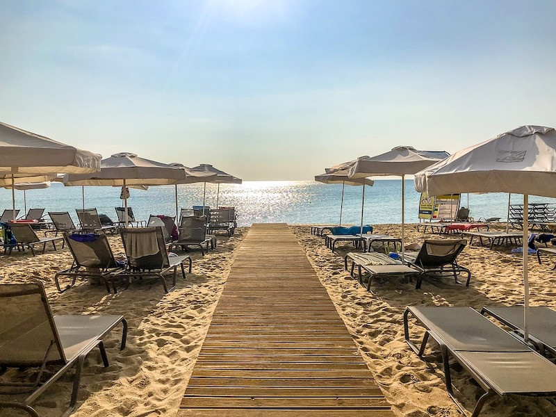 Strand Bulgarien Schwarzmeerküste