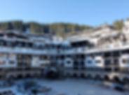 Hotel im Gebirge