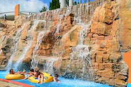 Wasserpark Aquapolis Goldstrand Bulgarien