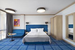 Hotelzimmer am Goldstrand in Bulgarien