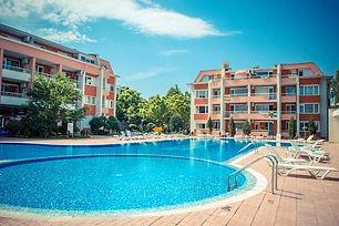 Apartments mit Aussenpool