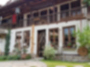 Traditionelles bulgarisches Haus