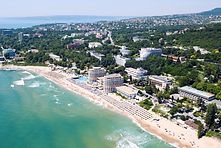 Strand in Hl. Konstantin & Elena