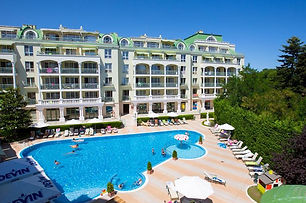 Hotel mit Pool in Bulgarien