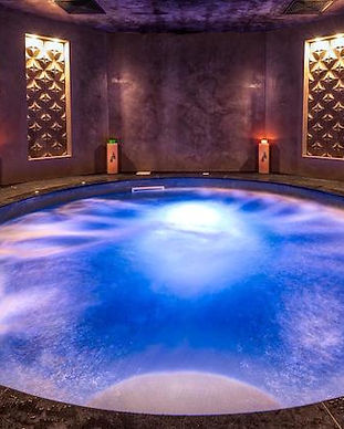 Whirlpool Wellness Spa Bulgarien