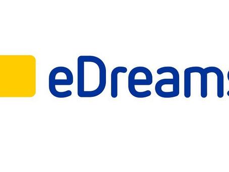Edreams App: 20€ Rabattgutschein auf Flüge