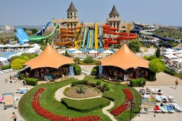 Aqua Paradise Water Park Bulgarien Sonnenstrand