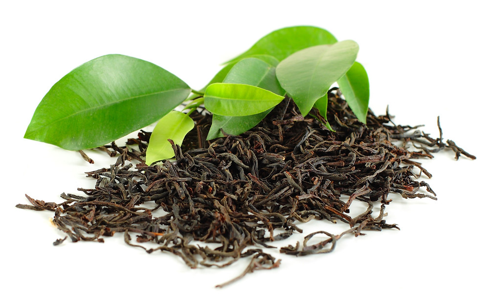 Lucky Fox Tea. Black Tea. Premium Tea.