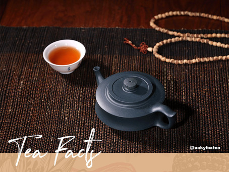 Tea Facts: History of Chinese Tea