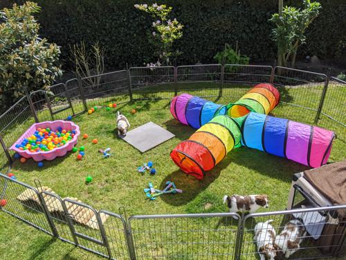 Outdoor Spielplatz