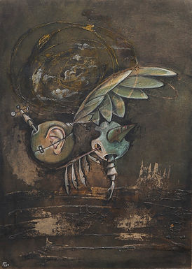 Adrift | Neda Paykazadi